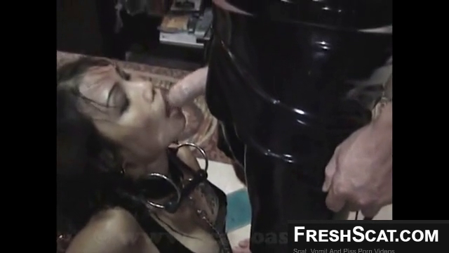 Hot Asian Is Fucked Rough And Force Fed Piss In Live Pissing Scene