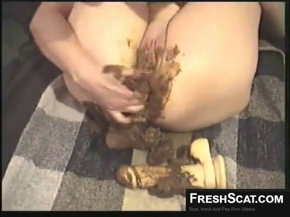 Scat Compilation Showing Horny Girls Shitting And Using It As Lube To Get Themselves Off On Webcam