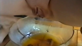 Vintage Scat Scene Shows Lots Of Pissing And Shitting In Group Sex